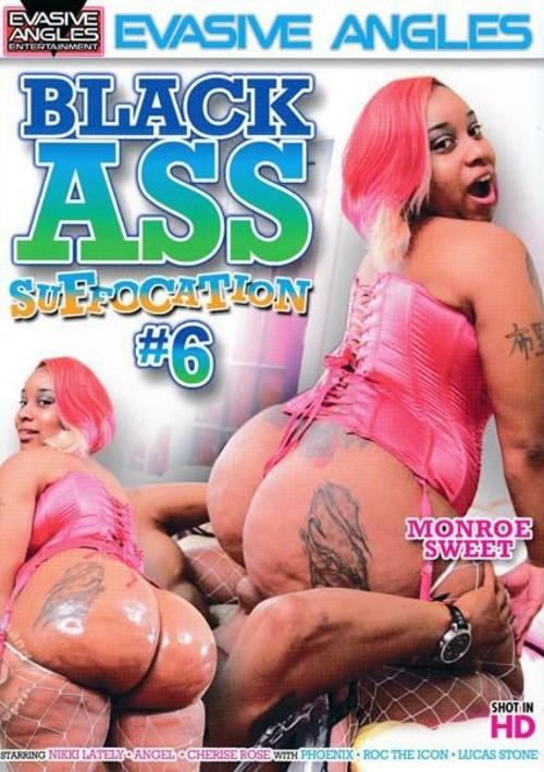 Black Ass Suffocation 6
