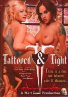 Tattooed & Tight Porn Video