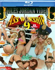 Ass Worship 9 Blu-ray