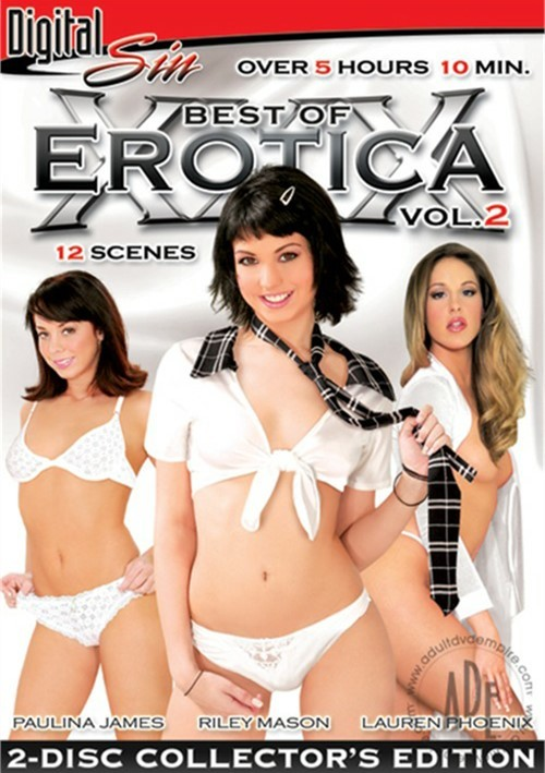 Best of Erotica XXX Vol. 2