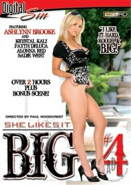 She Likes It Big #4 Porn Movie