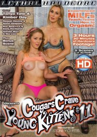 Cougars Crave Young Kittens #11 Porn Video
