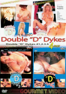 "Double ""D"" Dykes 4-Pack Porn Movie"