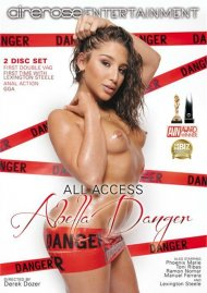 All Access Abella Danger DVD Image from Airerose Entertainment.