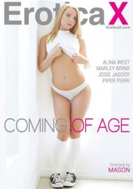Coming Of Age DVD Image from EroticaX.