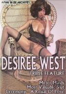 Desiree West Triple Feature Porn Video