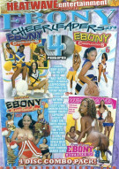 Ebony Cheerleaders 5-8 Porn Movie