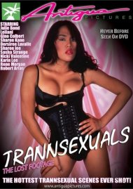 Transsexuals: The Lost Footage Porn Movie