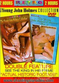 Young John Holmes Collection Vol.1 & 2 Porn Movie