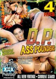 D.P. Ass Pounders Porn Video