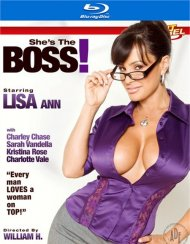 She's the Boss! Blu-ray Image from Elegant Angel.