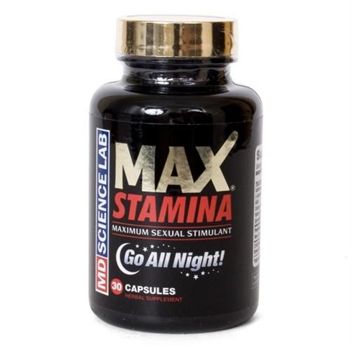 Max Stamina Sex Toys
