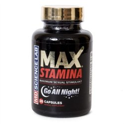 Max Stamina - 30 Ct. Bottle Sex Toy