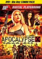 Apocalypse X (DVD + Blu-Ray Combo) DVD Porn Movie from Digital Playground.