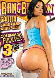 Colombian Fuck Fest 3 Porn Movie