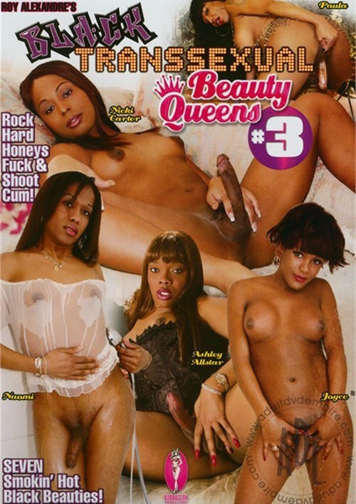 Black Transsexual Beauty Queens #3