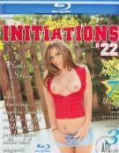 Initiations #22 Blu-ray