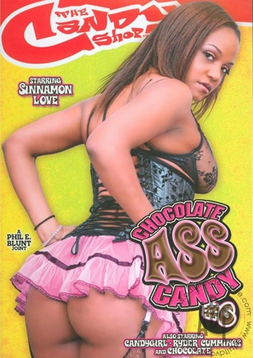 Chocolate Ass Candy #6