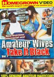 Amateur Wives Take It Black Porn Movie