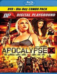 Apocalypse X (DVD + Blu-Ray Combo) Blu-ray Image from Digital Playground.