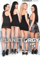 Planet Orgy #5 Porn Video