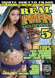 Stream Real Indian Housewives 5 Porn Video from White Ghetto.