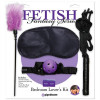 Fetish Fantasy Bedroom Lovers Kit  Sex Toy