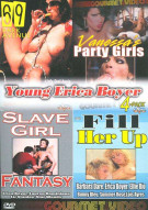 Young Erica Boyer 4-Pack Porn Movie