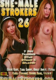 She-Male Strokers 26 Porn Movie