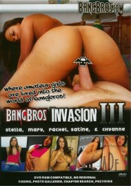 Bang Bros Invasion 3 Porn Movie