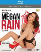 Megan Rain: Get Wet (DVD + Blu-ray + Digital 4K) Blu-ray