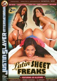 Latin Sheet Freaks Porn Movie