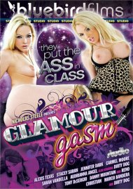 Glamourgasm DVD Image from Bluebird Films.