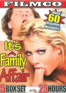 Its A Family Affair 5-Pack Porn Movie