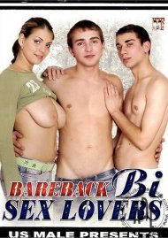 Bareback Bi Sex Lovers Porn Video