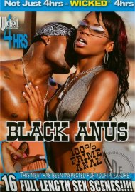 Black Anus Porn Video