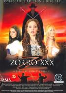 Zorro XXX Porn Video