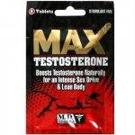 Max Testosterone - 2 pack Sex Toy