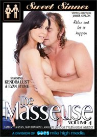 Masseuse 4, The Porn Movie