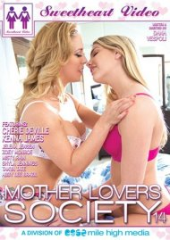 Mother Lovers Society Vol. 14 DVD Image from Sweetheart Video.