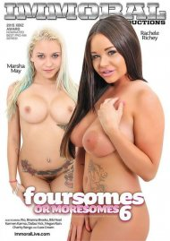 Foursomes Or Moresomes Vol. 6 Porn Video