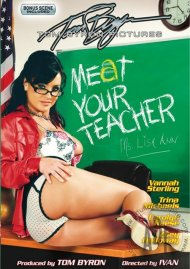 Meat Your Teacher DVD Image from Tom Byron.