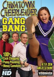 Chinatown Cheerleader Gangbang Porn Video