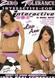 Stream Interactive Sex with Lisa Ann Porn Video from Zero Tolerance!