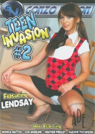 Teen Invasion #2 Porn Movie