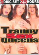 Tranny Sex Queens 5-Disc Set Porn Movie