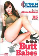British Butt Babes Porn Movie