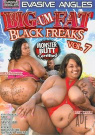 Big-Um-Fat Black Freaks 7 Porn Movie