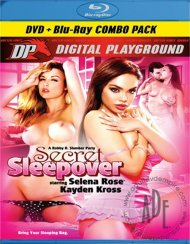 Secret Sleepover (DVD + Blu-ray Combo) Blu-ray