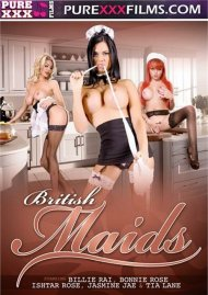 Watch British Maids HD Streaming Video from Pure XXX Films!